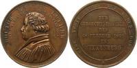 Bronzemedaille 1846 Sachsen-Wittenberg, St...