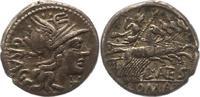 Denar  Republik L. Antestius Gragulus 136 ...