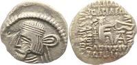 Drachme 10 - 38 n.  Parthien Artabanus II....