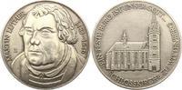 Silbermedaille  Reformation 500. Geburtsta...