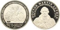 Moderne Silbermedaille 1982 Reformation 30...