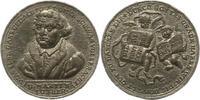 Zinngussmedaille  Reformation 200-Jahrfeie...