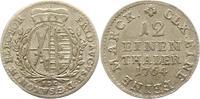 1/12 Taler 1764 Sachsen-Albertinische Lini...