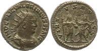 Antoninian 253-260 n.  Kaiserzeit Valerian...