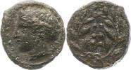AE  Sicilia unbek. Herrscher 430 bis 20 v....