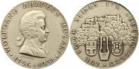 Silbermedaille 1931 Personenmedaillen Moza...