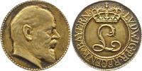 Silbermedaille 1886-1912 Bayern Prinzregen...