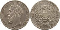 5 Mark 1894  G Baden Friedrich I. 1856-190...