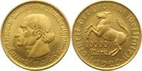 10000 Mark 1923 Provinz Westfalen  Fast St...