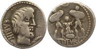 Denar 88 v. Chr Republik L. Titurius 88 v....