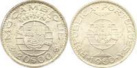 20 Escudos 1960 Portugel-Mosambik Republik...