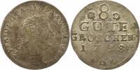 8 Gute Groschen 1758  B Anhalt-Bernburg Victor Friedrich 1721-1765. Lei... 65,00 EUR  +  4,00 EUR shipping
