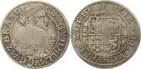 1/4 Taler 1624 Brandenburg-Preußen Georg W...