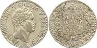 1/6 Taler 1847  A Brandenburg-Preußen Frie...