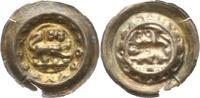 Bracteat 1227-1252 Braunschweig-herzoglich...