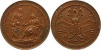 Bronzemedaille 1887 Frankfurt-Stadt  Winz....
