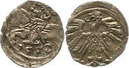 Denar 1558 Litauen Unter Polen 1555 - 1795...