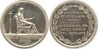 Silbermedaille 1806-1825 Bayern Maximilian...