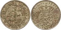 1/4 Gulden 1854 Indonesien-Niederländisch ...