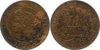 10 Centimes 1872  A Frankreich Dritte Repu...