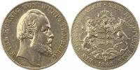 Taler 1868 Württemberg Karl 1864-1891. Sehr schön  90,00 EUR  Excl. 4,00 EUR Verzending