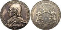 Silbermedaille 1883 Frankreich Dritte Repu...