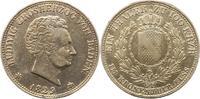 Taler zu 100 Kreuzern 1829 Baden-Durlach L...