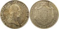 Taler 1803 Salzburg Erzherzog Ferdinand 18...