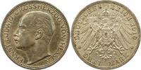 3 Mark 1910  A Hessen Ernst Ludwig 1892-19...