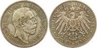 2 Mark 1896  A Schwarzburg-Sondershausen K...