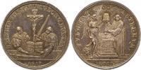 Sillbermedaille 1717 Sachsen-Albertinische...