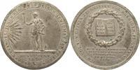 Zinnmedaille 1830 Reformation 300-Jahrfeie...