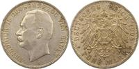 5 Mark 1908  G Baden Friedrich II. 1907-19...