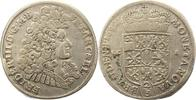 2/3 Taler 1692 Brandenburg-Preußen Friedri...