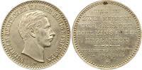 Silbermedaille 1888 Brandenburg-Preußen Wi...