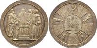Silbermedaille 1828 Hamburg, Stadt  Vorzüg...