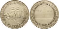 Silbermedaille 1932 Schiffahrt  Mattiert. ...