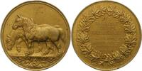Bronzemedaille 1901 Landwirtschaft  Randfe...