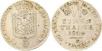 1/6 Taler 1809  B Westfalen, Königreich Hi...
