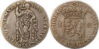 Gulden 1793 Niederlande-Holland, Provinz  ...