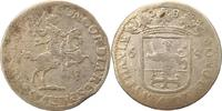 6 Stuiver 1688 Niederlande-Zutphen, Stadt ...