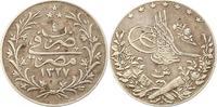 10 Qirsh 1910  H Ägypten Muhammad V 1909-1...