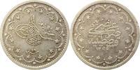 20 Piaster 1854 Türkei Abdul Mejid 1839-1861. Sehr schön +  38,00 EUR  +  4,00 EUR shipping