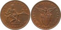 Centavo 1930 Philippinen  Vorzüglich - Ste...