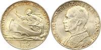 5 Lire 1939 Italien-Kirchenstaat Vatikan P...
