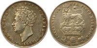 Shilling 1826 Großbritannien George IV. 18...