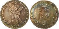 Ausbeute 1/6 Taler 1785 Braunschweig-Calen...