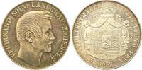 Taler 1858 Hessen-Homburg Ferdinand 1848-1...