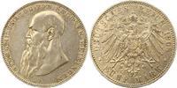 5 Mark 1908  D Sachsen-Meiningen Georg II....
