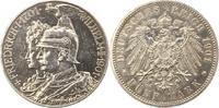 5 Mark 1901 Preußen Wilhelm II. 1888-1918....